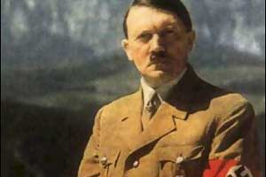 Фото Адольфа Гитлера